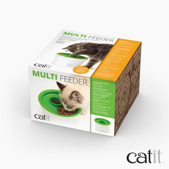 Catit Multi Feeder packaging