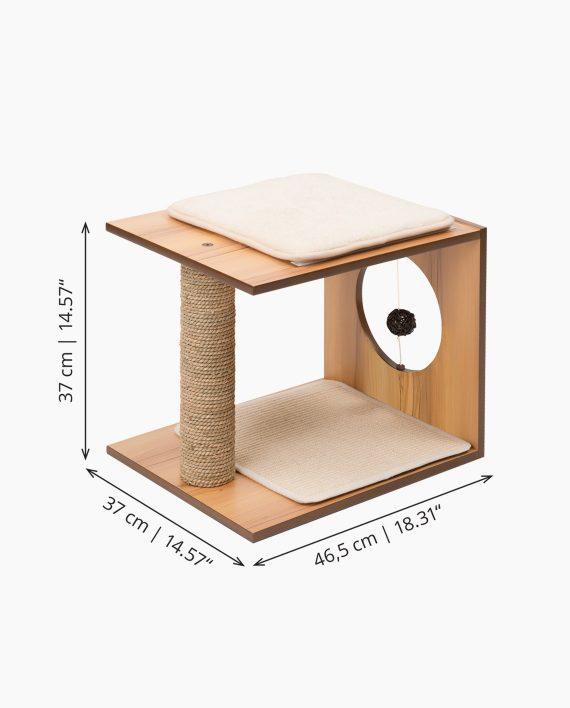 Measurements - Vesper Stool