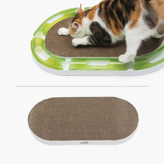 43170 - Senses 2.0 Oval Scratcher