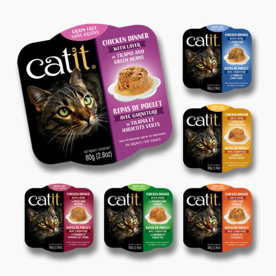 Catit Chicken Dinner - product thumbnail_CA--