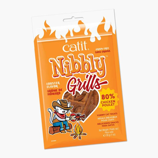 44486 - Nibbly Grills Lobster Flavor