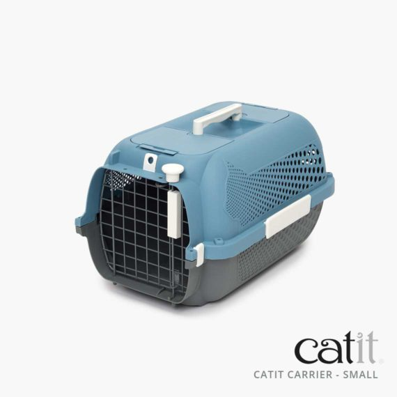 Catit Carrier SMALL Blue Grey