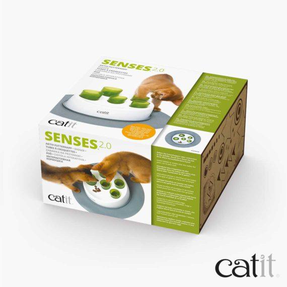 Senses 2.0 Digger box