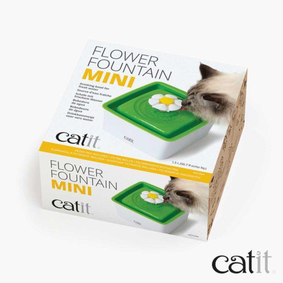 Catit Mini Flower Fountain box