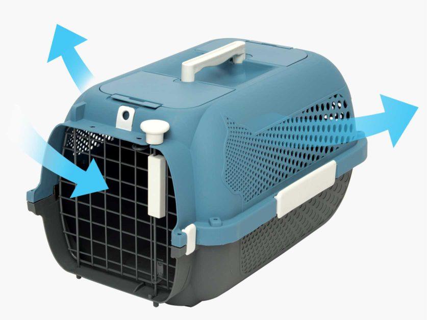 Aération optimale pour assurer le confort de son chat lors des déplacements
