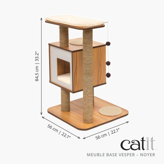 Meuble Base Vesper - Dimensions