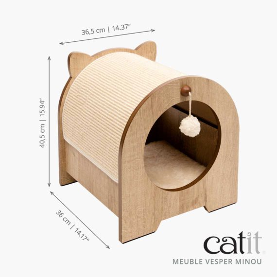 Catit Vesper Minou dimensions
