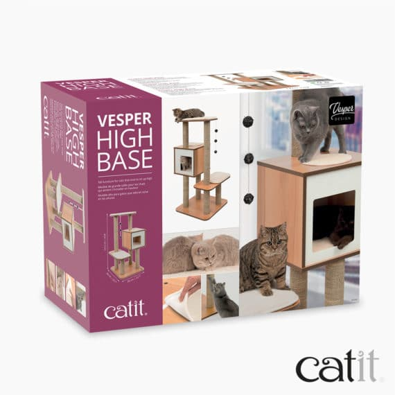 Meuble Vesper High Base Catit - box