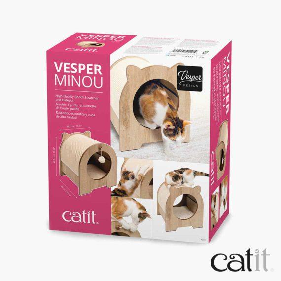 Vesper Minou box