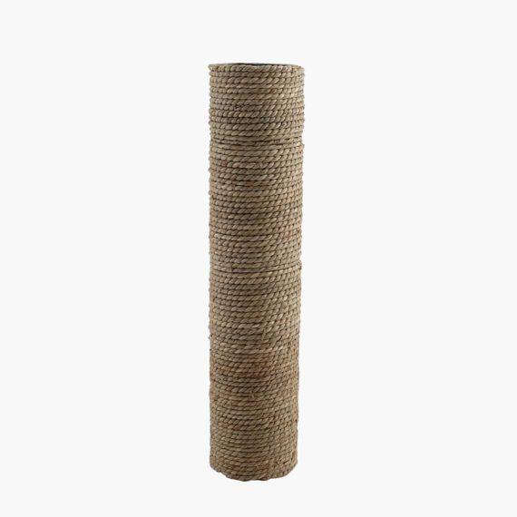 52208 - Vesper Seagrass Post 8x35.5cm